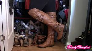 justfab s boots justfab unboxing haul and review 3 freda boot