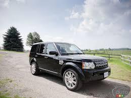 land rover lr4 2012 land rover lr4 hse lux car news auto123