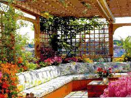 Rose Garden Layout by Tips In Implementing Flower Garden Designs Garden Summer Flower