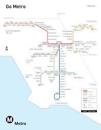 Metro La Map Metro Map Los Angeles 2016 Afputra Com
