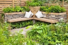 garten anlegen ideen garten sitzecke gestalten ideen für kleine große gärten