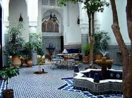 Court Yards Moroccan Courtyard I Love Tile I Love Courtyards I Love