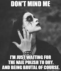Black Metal Memes - iamrocker metalhead on twitter metal blackmetal meme funny