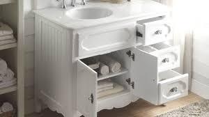 42 Bathroom Vanity Cabinets Cottage Style Bathroom Vanities Cabinets Inch Vanity Beadboard