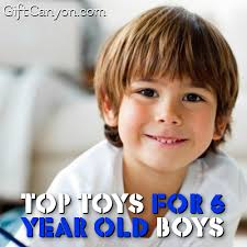 top toys for 6 year boys for 2016 gift