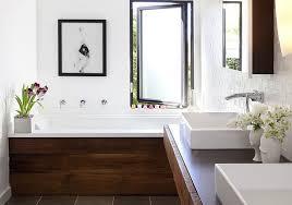 Rustic Modern Bathroom 16 Modern Farmhouse Bathrooms