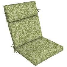 Lowes Patio Chair Cushions Shop Garden Treasures 1 Standard Patio Chair Cushion At