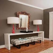 Ideas For Lacquer Furniture Design Console Table Design Ideas