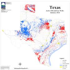 Map Of Dallas Fort Worth Measuring The Heck Out Of Shale Gas Leakage In Texas Ars Technica
