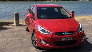 accent hyundai review hyundai accent sr 2017 review carsguide