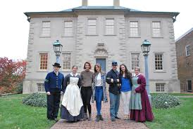 colonial house pbs the real mansion house from pbs mercy street extraalex