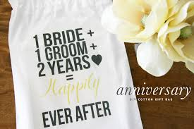 two year wedding anniversary gift 2 year wedding anniversary