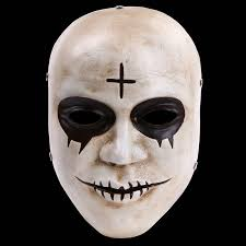 scary mask 2015 hot sale resin god deguisement scary mask mime
