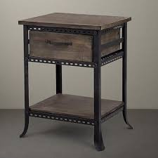 metal nightstand metal nightstand with metal nightstand perfect