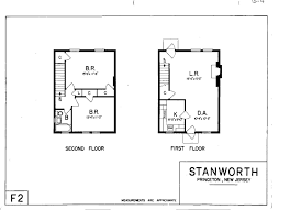 Size Of Two Car Garage Architectural Plan Of Two Bedroom Flat With Inspiration Hd Gallery