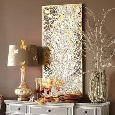 Damask Wall Decor Wall Decor Mirror Home Accents Incredible Of Goodly Elise Mirrors