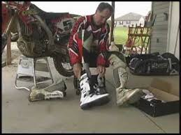 used motocross gear for sale how to break in new motocross boots by gary semics youtube