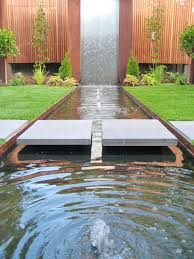 finished formal garden membranes australia