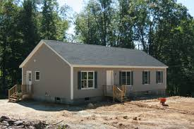 small ranch plans modern black roof historic style modular homes with cream wall can