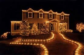Homes Decorated For Christmas Christmas Home Decorations Eyecatching Christmas Trees