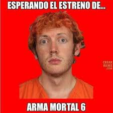 James Holmes Meme - james holmes facebook tribute pages most notorious one down plenty