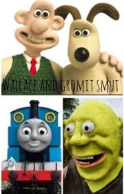 wallace gromit bad wolf wattpad