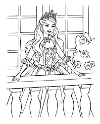 princesses colouring pages 28 print color free