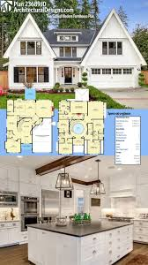 1301 best architectural designs editor s picks images on pinterest plan 23689jd two gabled modern farmhouse plan