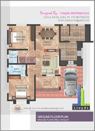 3131 sq ft 4 bedroom nice india house design with floor plan 2