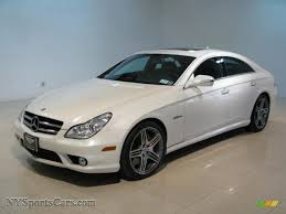 2009 mercedes cls 63 amg 2009 mercedes cls 63 amg in white metallic 142282
