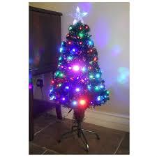 fiber optic light tree tektrum rakuten tektrum 36 christmas color changing fiber optic