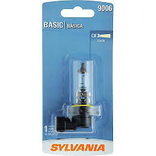 Sylvania Light Sylvania 9006 Basic Halogen Pack Of 1 9006bp Advance Auto Parts