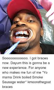 Nerdy Kid With Braces Meme - 25 best memes about braces braces memes
