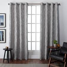 Grey Linen Curtains Linen Curtains Drapes For Less Overstock