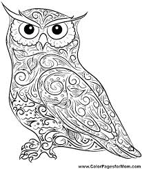 Owls Coloring Pages Owl Coloring Page More Baby Owl Coloring Pages Coloring Pages Owl