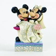 mickey and minnie mouse limited edition figurine minnie mouse