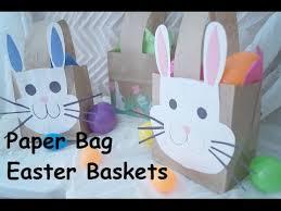 easter bags paper bag easter baskets