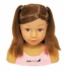 ashley doll styling head hairdressing model play set u0026 accessories