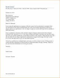Keywords For Executive Assistant Resume Cover Letter Administrative Support Resume Sample Nurse Resume