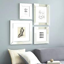 home interiors picture frames mirrored gallery frames petrun co