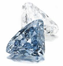 benitoite star of david april diamond zodiac stone for taurus apr 21 may 21 sapphire