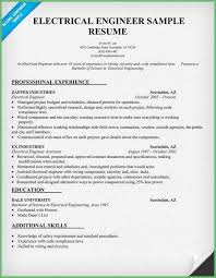 resume for electrical engineer fresher pdf download luxury professional electrical engineer sle resume 6 i want