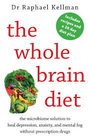 the whole brain diet book scribe publications