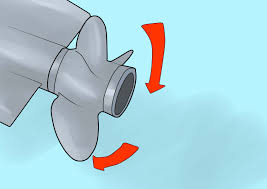 how to install your mercruiser propeller with pictures wikihow