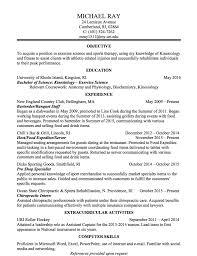 food expeditor resume resume