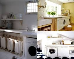 Ergonomic Kitchen Design Laundry Room Appealing Kitchen And Laundry Room Together Image
