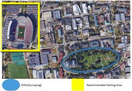 Ohio Stadium Map by Maps U0026 Directions Ovsc 2017