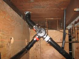 kitchen sink system branched drain