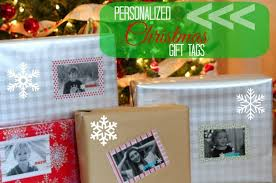 personalized christmas gifts personalized christmas gift tag pinkwhen