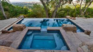 pool and spa gallery backyard visions
